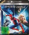 Blu-Ray Amazing Spider-Man, The 2 - Rise of Electro  4K Ultra  (BR + UHD)  2 Discs  Min:141/DTS5.1/HD-1080p