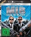 Blu-Ray Men in Black 1  4K Ultra  (BR + UHD)  Min:98/DD-HD/WS
