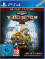 PS4 Warhammer 40.000 - Inquisitor Martyr  Deluxe Edition  (05.07.18)