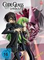 DVD Anime: Code Geass - Lelouch of the Rebellion 2  Mediabook Gesamtausgabe  4 DVDs
