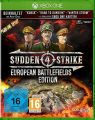 XB-One Sudden Strike 4  European Battlefields Edition  (21.06.18)