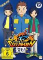 DVD Anime: Digimon Frontier  Vol. 2  3 DVDs  -Episoden 18-34-  Min:405/DD/WS