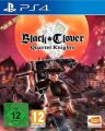 PS4 Black Clover - Quartet Knights  (13.09.18)