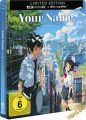 Blu-Ray Anime: Your Name. - Gestern, heute und fuer immer  4K Ultra  -Steelbook-  (BR + UHD) 2 Discs  Min:106/DD5.1/WS