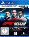 PS4 F1 2018  Headline Edition