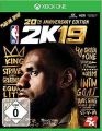 XB-One NBA 2k19 - 20th Anniversary  (06.09.18)