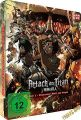 Blu-Ray Anime: Attack on Titan 1 - Feuerroter Pfeil & Bogen  L.E.  -Steelbook-