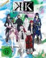 Blu-Ray Anime: K - Return of Kings 2.1  Sammelschuber  -Episoden 1-5-  Min:122/DD5.1/WS