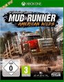 XB-One Spintires: MudRunner  American Wilds Edition  (30.10.18)