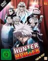 DVD Anime: Hunter x Hunter  Vol. 1.2  2 DVDs  -Episoden 14-26-  Min:295/DD5.1/WS