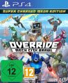 PS4 Override - Mech City Brawl  Super Charged Mega Edition