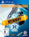 PS4 Steep  X Games Gold Edition  (30.10.18)