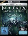 Blu-Ray Matrix 3 - Revolutions  4K Ultra  +UV  (BR + UHD)  Min:124/DD5.1/WS