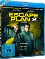 Blu-Ray Escape Plan 2 - Hades  Min:103/DD5.1/WS