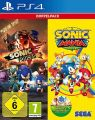 PS4 2 in 1: Sonic Double Pack - Sonic Mania Plus + Sonic Forces