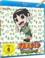 Blu-Ray Anime: Naruto Spin-Off! - Rock Lee und seine Ninja Kumpels 1.4  2 Discs  -Episoden 40-51-