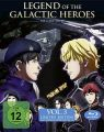 Blu-Ray Anime: Legend of the Galactic Heroes - Die neue These  Vol. 3  Min:100/DD5.1/WS