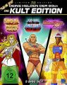 Blu-Ray Anime: He-Man + She-Ra + BraveStarr   BOX  S.E.  80er Jahre Kult Zeichentrick Edition  5 Discs  (28.02.19)