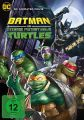 DVD Batman - Teenage Mutant Ninja Turtles  Min:83/DD5.1/WS