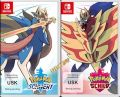 Switch Pokemon Schild + Pokemon Schwert  L.E.  (14.11.19)