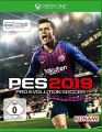 XB-One Pro Evolution Soccer 2019 - PES 2019  Bundle