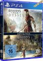 PS4 Assassins Creed - Doppelpack Odyssey + Origins