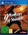 PS4 9 Monkeys of Shaolin  (tba)