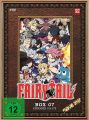 DVD Anime: Fairy Tail  BOX 7 - TV-Serie  4 DVDs  -Episoden 151-175-