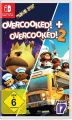 Switch Overcooked Double Pack - Overcooked + Overcooked 2  (25.11.19)