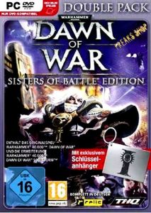 PC Dawn of War + Dawn of War - Soulstorm  Limit. Sisters of Battle Edition   (RESTPOSTEN)