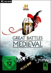 PC Great Battles - Medieval  (RESTPOSTEN)
