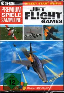 PC Jet Flight Games   (RESTPOSTEN)