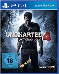 PS4 Uncharted 4 - A Chiefs End