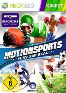 XB360 Kinect: Motion Sports  CLASSIC  Relaunch