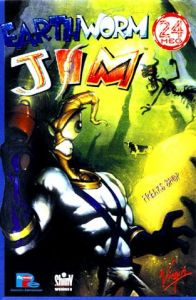 MD Earthworm Jim   (RESTPOSTEN)