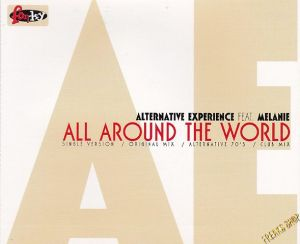 CD Alternative Experience feat. Melanie - All Around the World (Maxi)  (RESTPOSTEN)