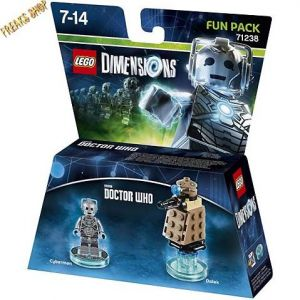 FG LEGO: Dimensions Fun Pack - Dr. Who Cyberman