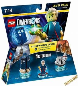 FG LEGO: Dimensions  Level Pack - Doctor Who