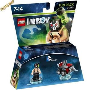 FG LEGO: Dimensions Fun Pack - Bane