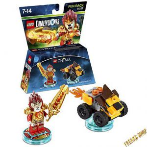 FG LEGO: Dimensions Fun Pack - Chima Laval (71222)