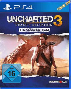 PS4 Uncharted 3  - Drakes Deception  Remastered  HD