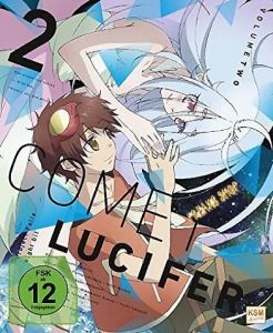 Blu-Ray Anime: Comet Lucifer  Vol. 2  -Episoden 07-12-  -Digipack-  Min:142/DD5.1/WS