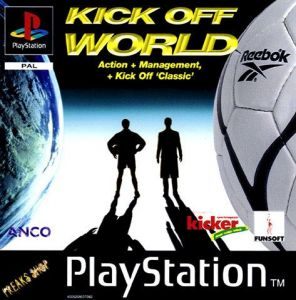 PSX Kick Off World   (RESTPOSTEN)