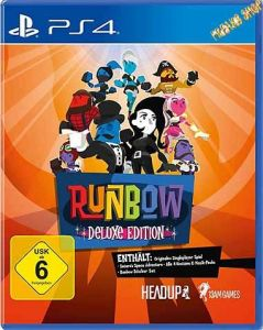 PS4 Runbow  (13.06.18)