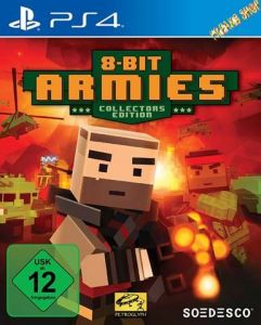 PS4 8 Bit Armies  Collectors Edition