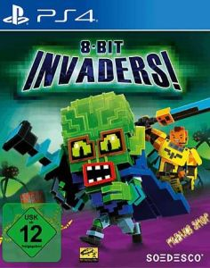 PS4 8 Bit Invaders