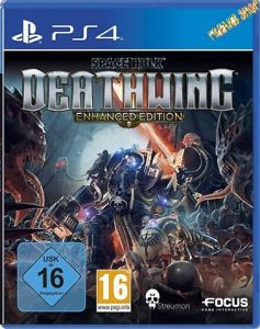 PS4 Deathwing - Space Hulk  Enhanced Edition  (02.04.18)