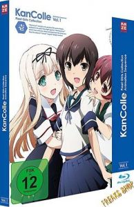 Blu-Ray Anime: KanColle  Fleet Girls Collection 1  -ersetzt L.E.-