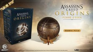 FG Assassins Creed - Origins Apple of Eden