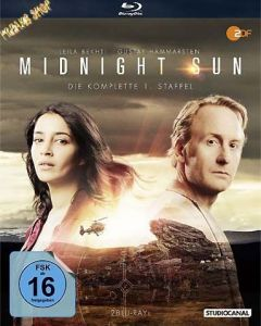 Blu-Ray Midnight Sun  Staffel 1  -komplett-  2 Discs